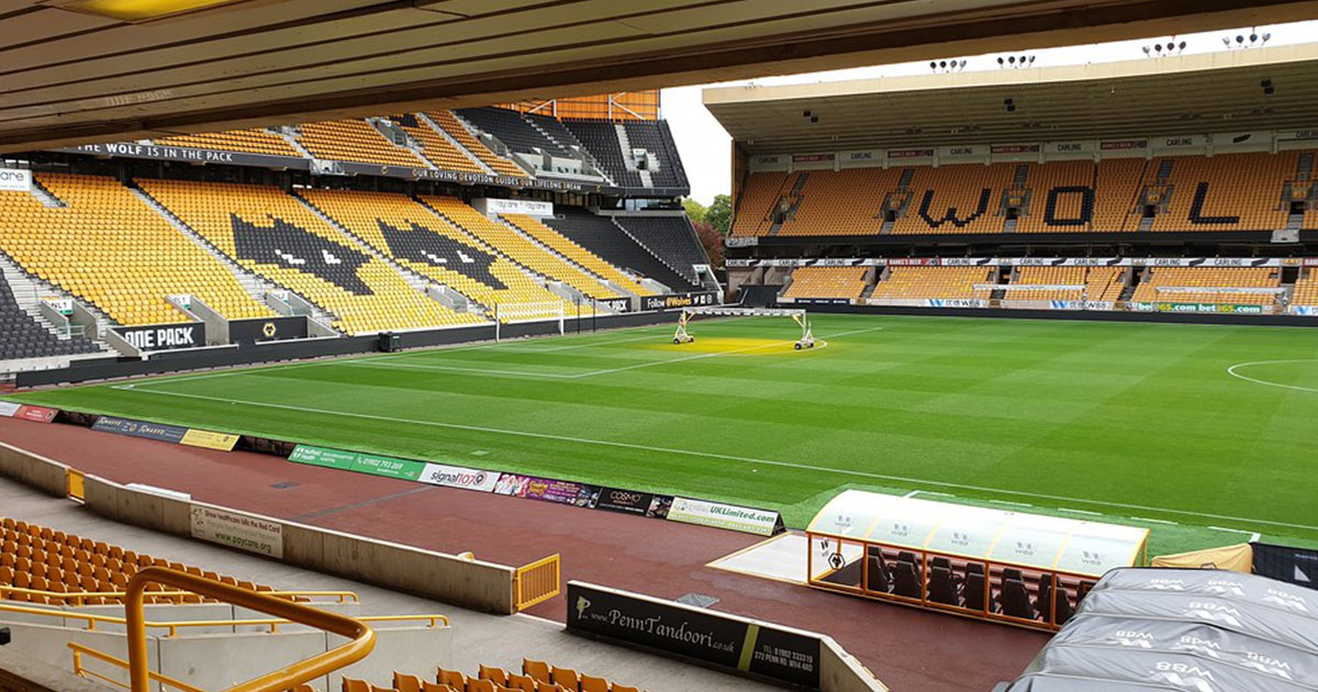 CleanEvent Services joins the pack at Wolves