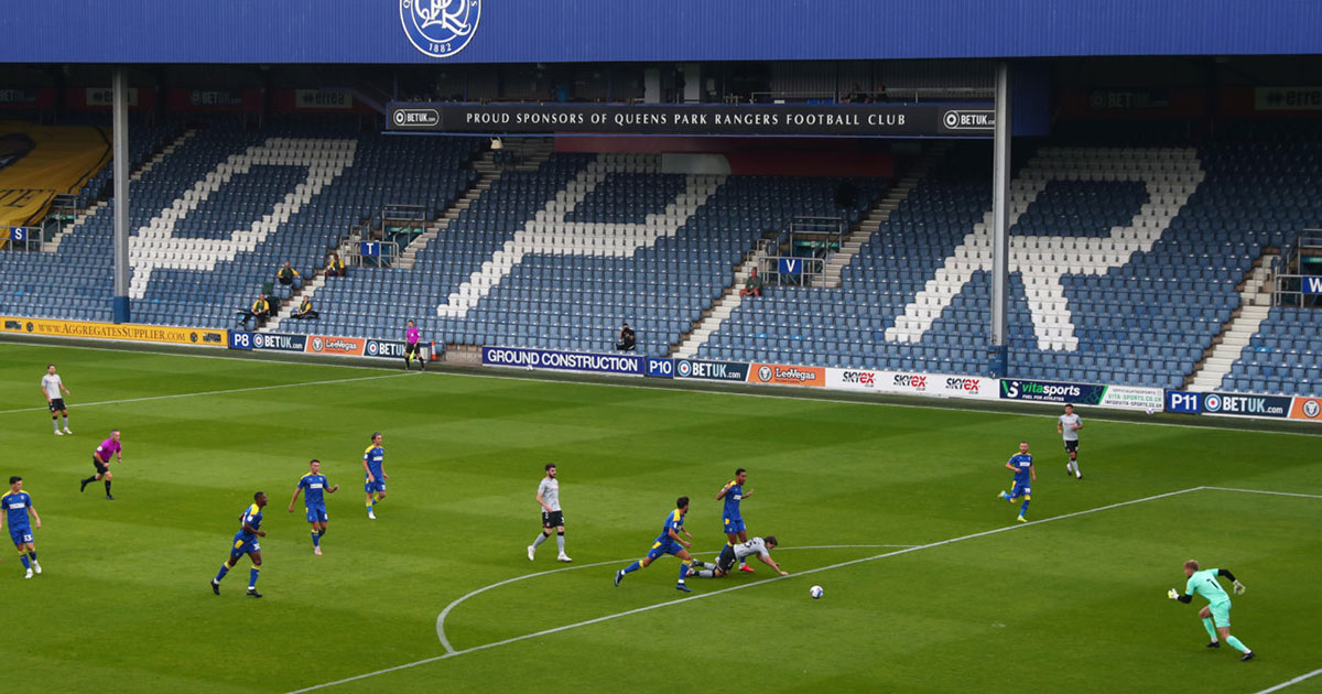 CleanEvent Services wins at QPR