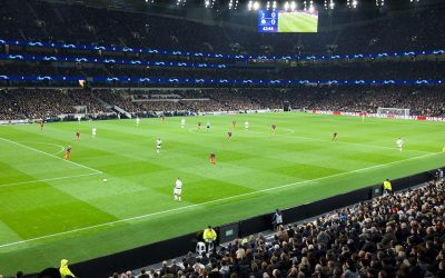 CleanEvent Services supports the NHS at Tottenham Hotspur Stadium