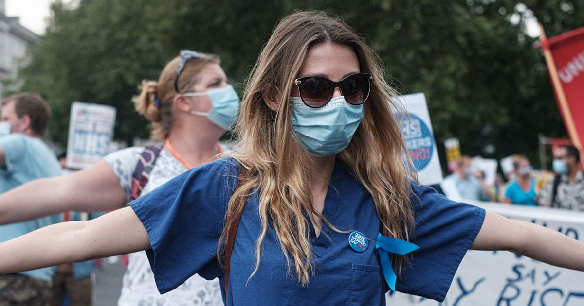 CleanEvent-Services recognises Coronavirus Heroes