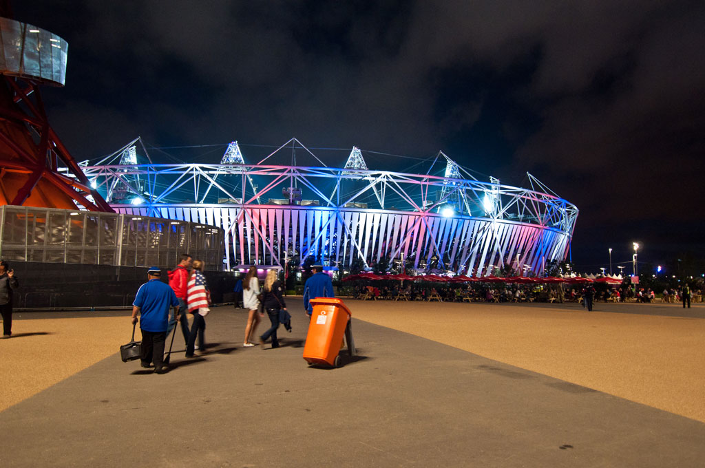 CleanEvent - A trusted partner of the Olympic Games event cleaning