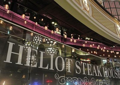 Heliot Steak House | Kitchen Cleaning Service