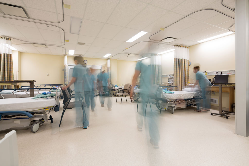 Hospital cleaning services Ward host and catering