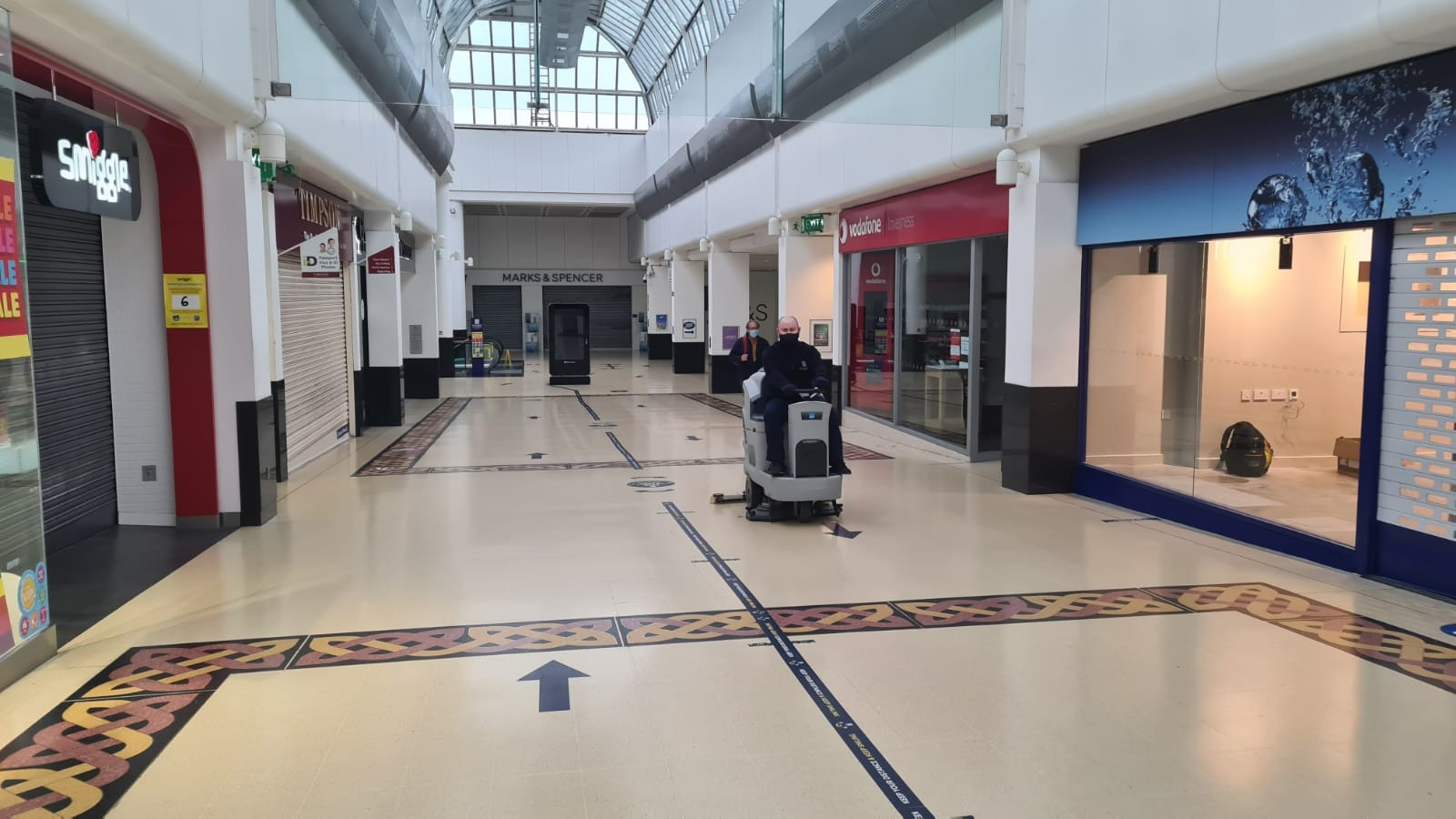 Clean events corporate cleaning services venue cleaning manager