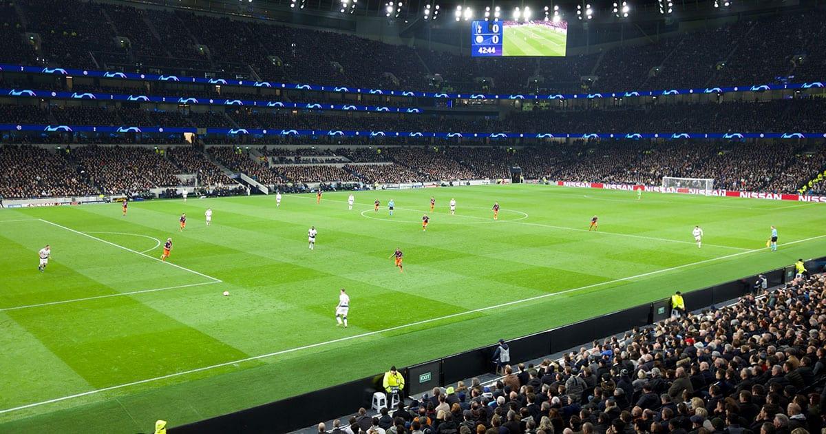 Proven Stadium Cleaning Services to Tottenham Hotspur!